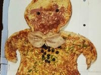 Pizza-kagemand