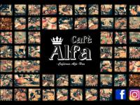 Café-Alfa søger tjenere