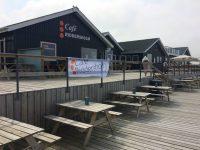 Café Riddersholm lukker på Handbjerg Marina