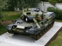 Afsked med kampvogn