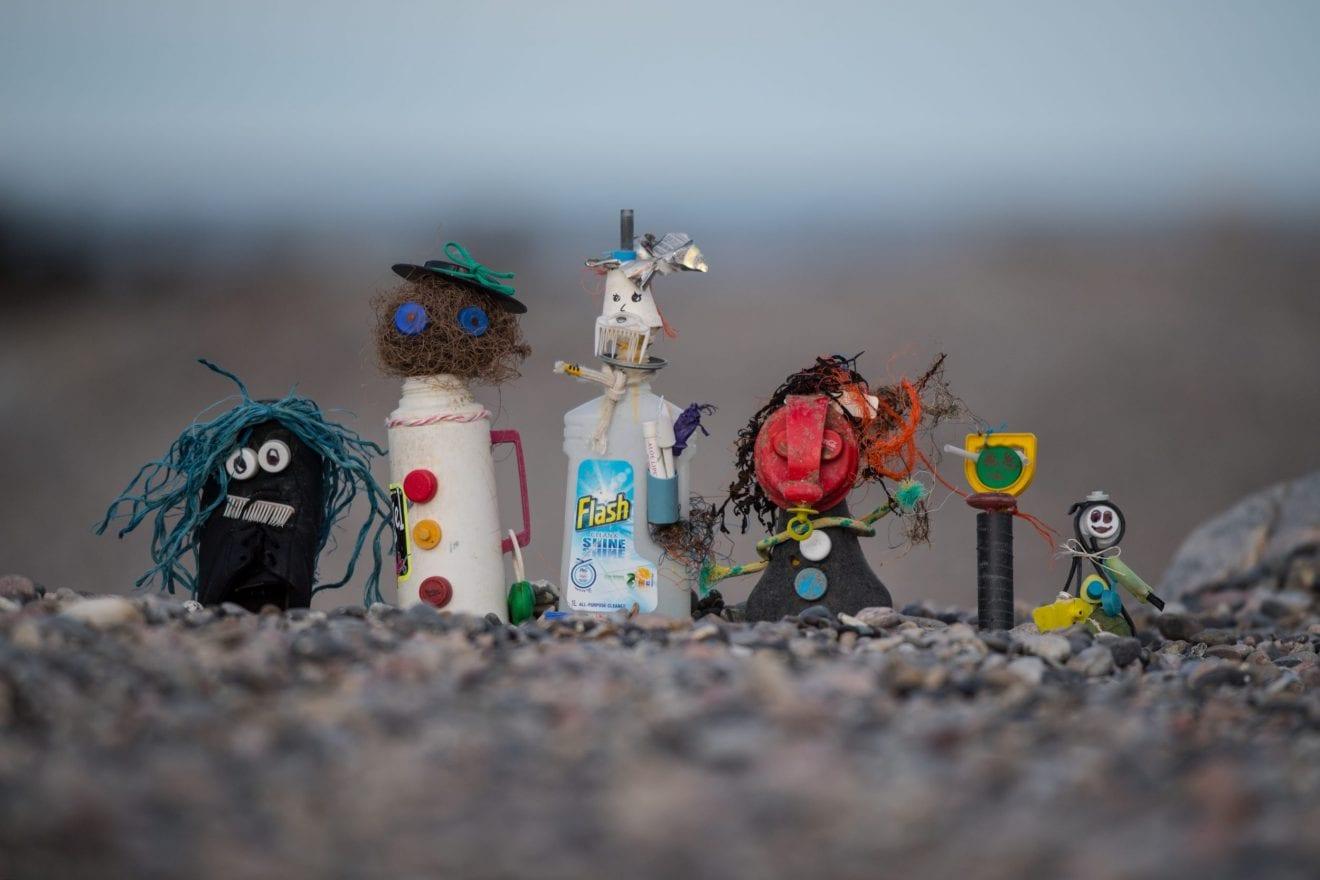 Ny kreativ leg løser et  hav af miljøproblemer