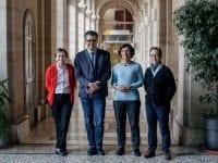 Hjerneforskere, foto lundbeckfonden