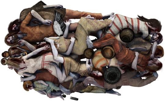 5.000 år gammel familie-tragedie opklaret