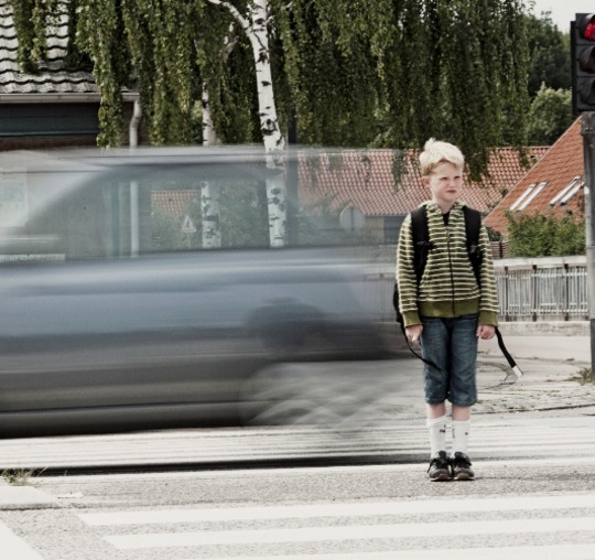 Bilisters fart gør beboere utrygge