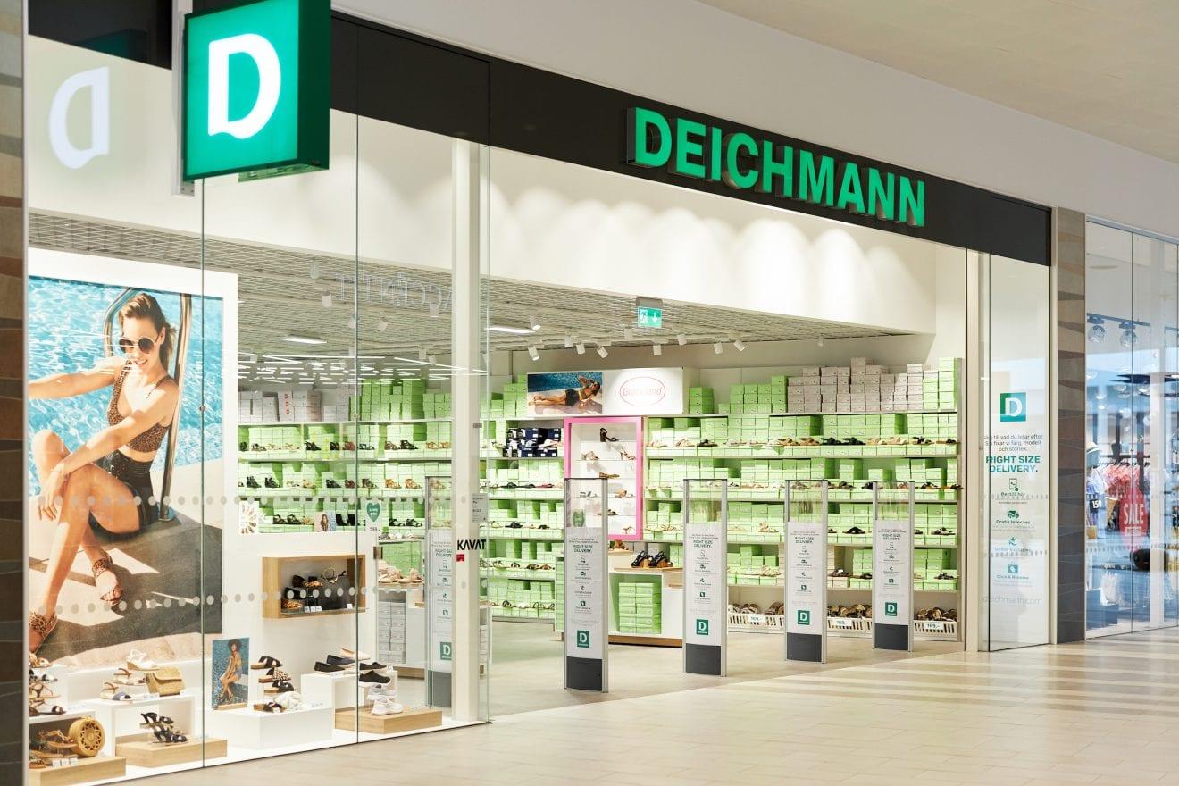 Deichmann vender tilbage til Holstebro