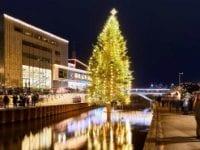 Julebelysning, foto. Holstebro Kommune