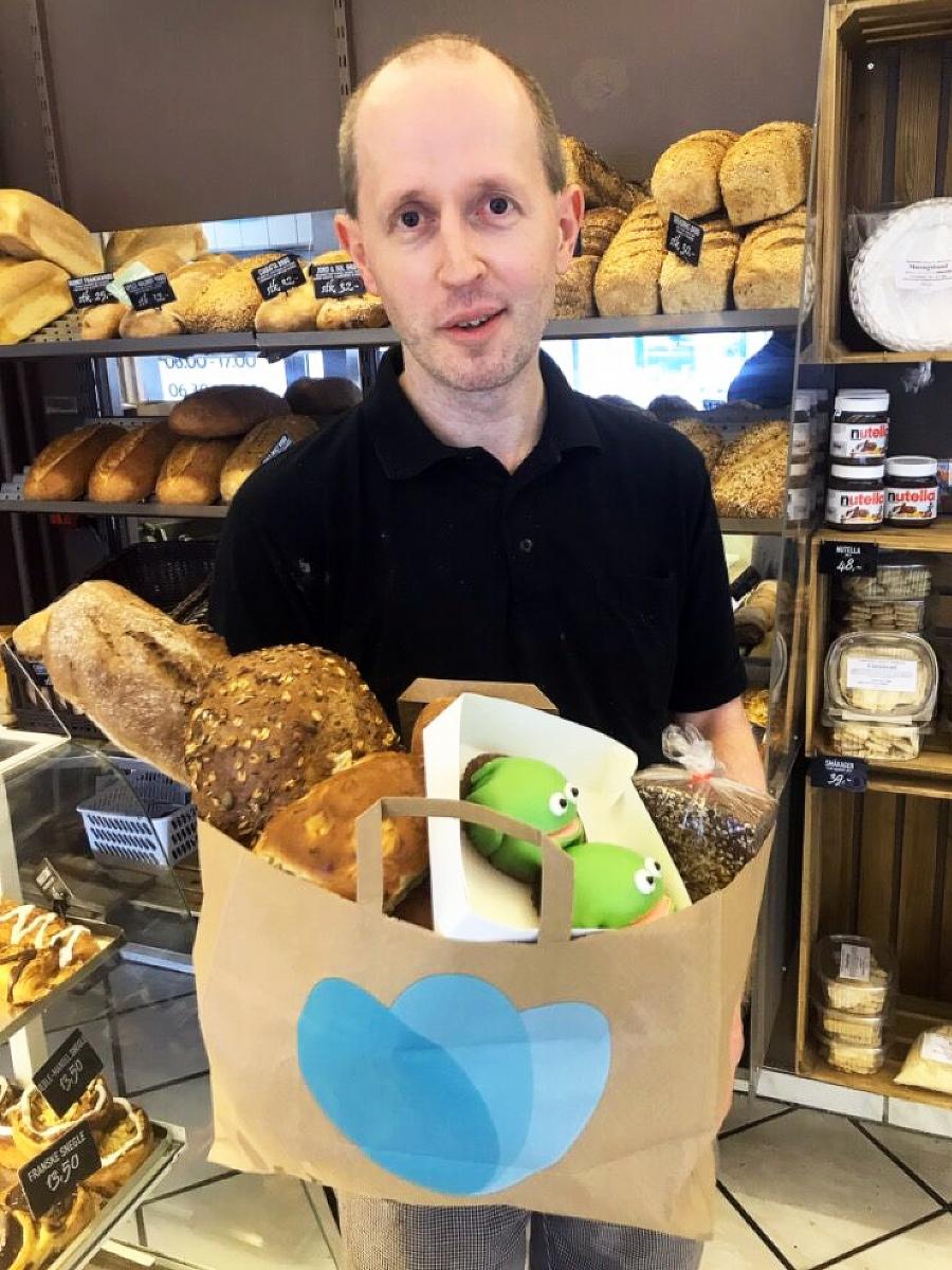 Borgerne i Holstebro Kommune har nu reddet over 40.000 måltider