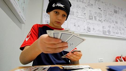 Unge bridge-spillere i SFO'en skal nu til DM