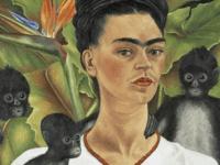 Frida Kahlo, foto Holstebro Kunstmuseum