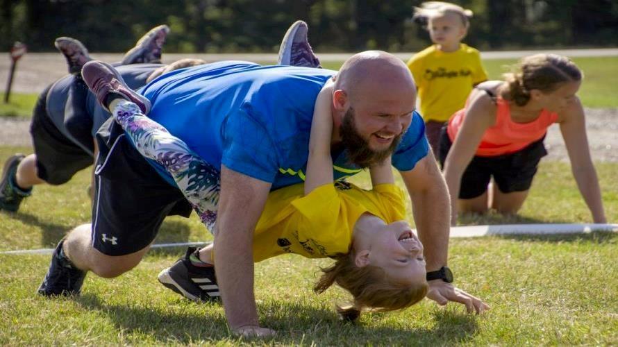Sjov motion for hele familien