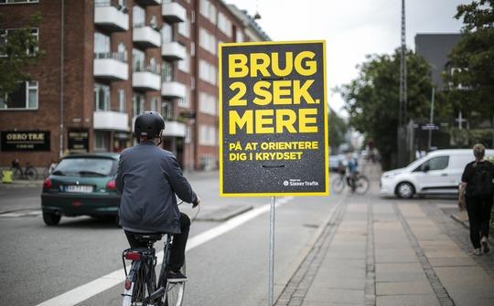 Her skal cyklister og bilister passe særligt på
