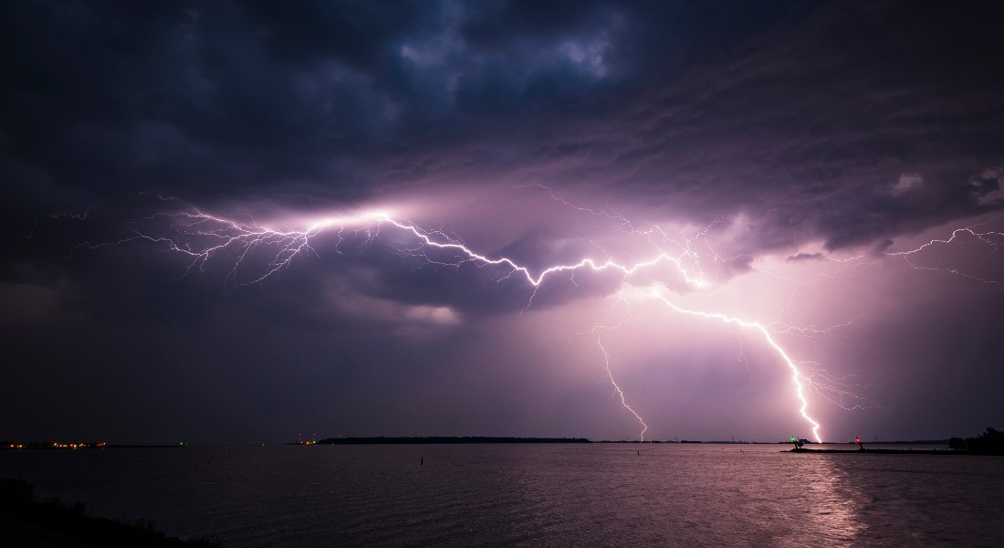 Studie giver ny viden om, hvordan tordenstorme og skybrud opstår