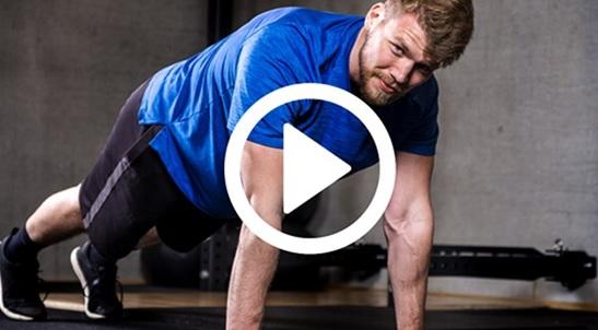 VIDEO: 7 minutters træningsprogram til at blive fit