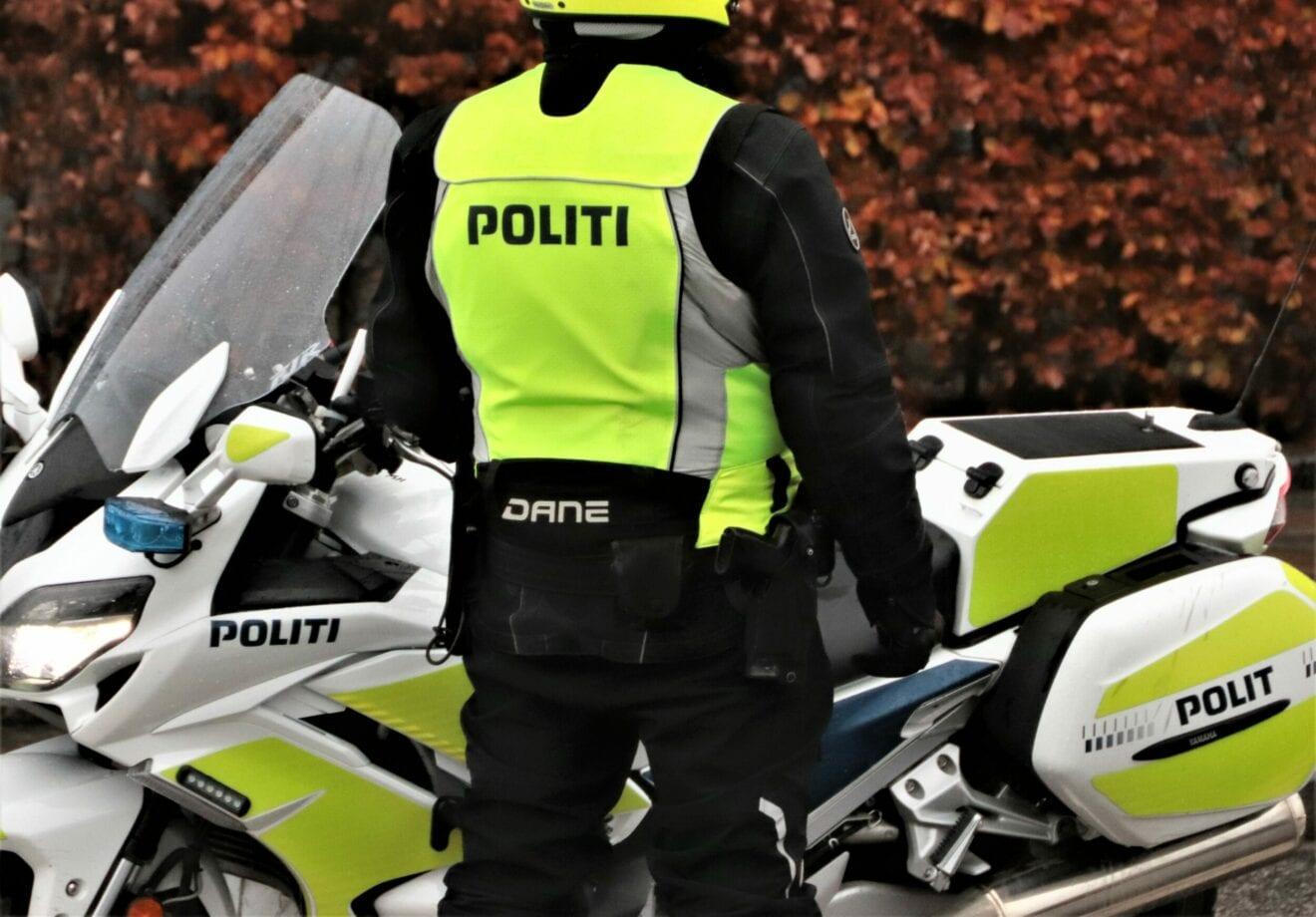 Politiet satte fokus på cyklister og knallertkørere