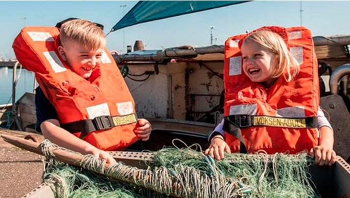 Hook & Cook Nordvestkysten går i fisk